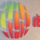 3D Beschriftungen für Innenbereiche,Logo und Buchstaben aus Melaminschaum