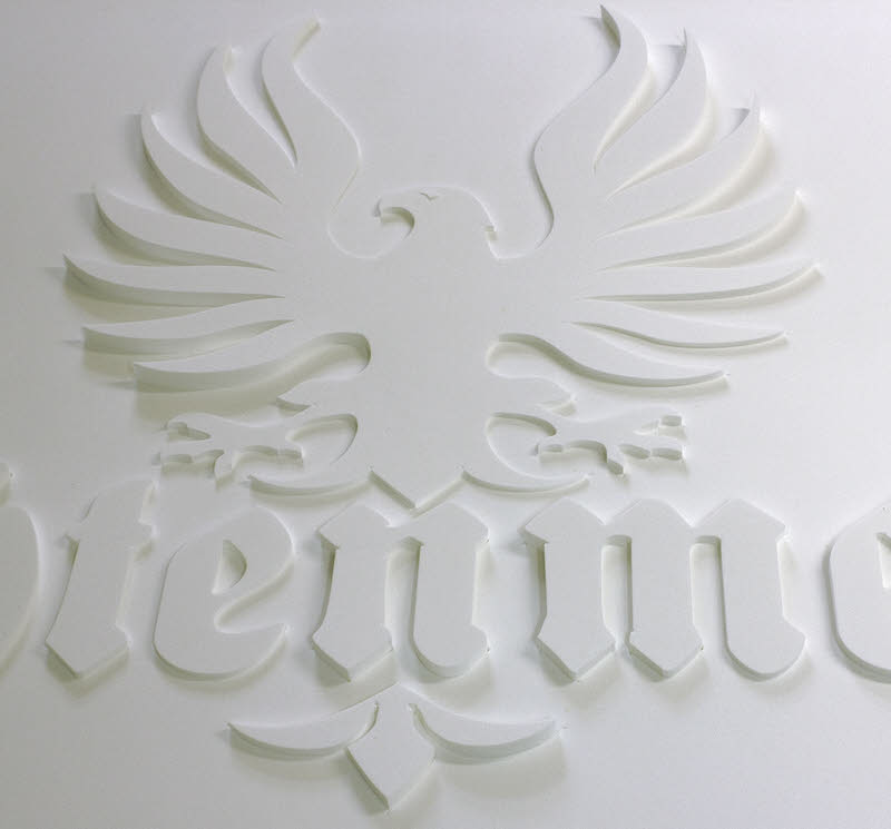 Weichschaum 3D Logo