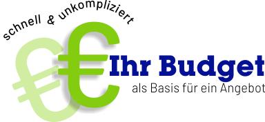 Beschriftungen, 3D Buchstaben, Werbetechnik, Angebot auf Budget Basis