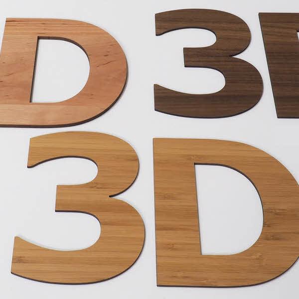3d-holzbuchstaben